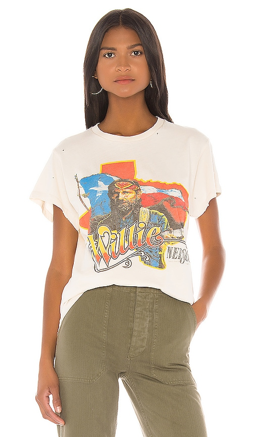 X REVOLVE Willie Nelson Canadian Tour Tee