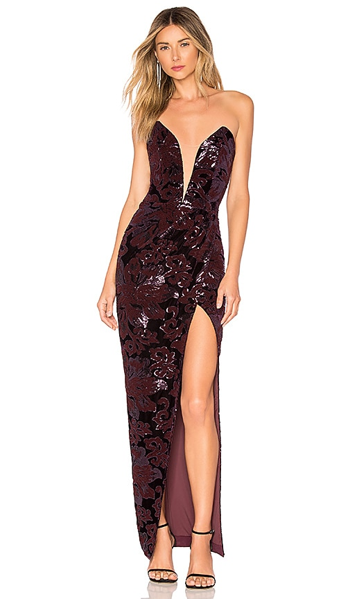 X Revolve Jake Gown by Michael Costello
