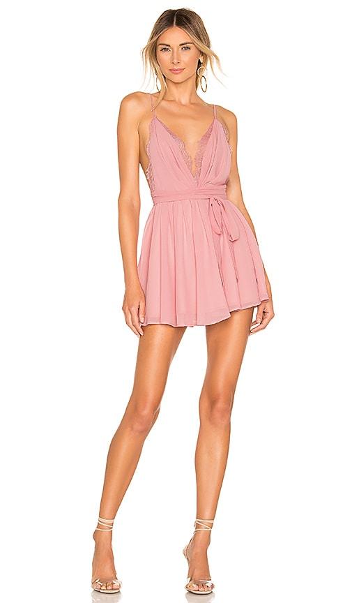 x REVOLVE Justin Mini Dress