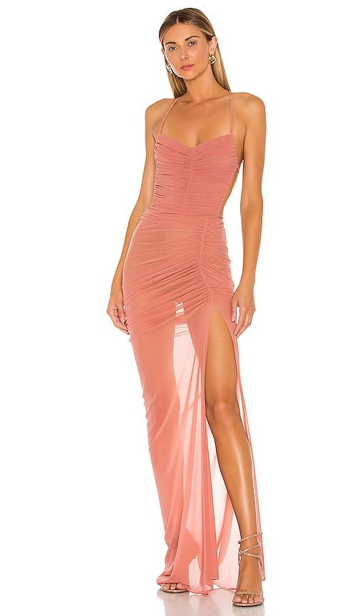 X Revolve Follie Gown by Michael Costello