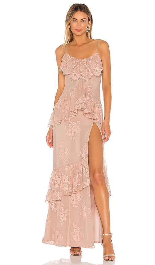 x REVOLVE Justine Gown