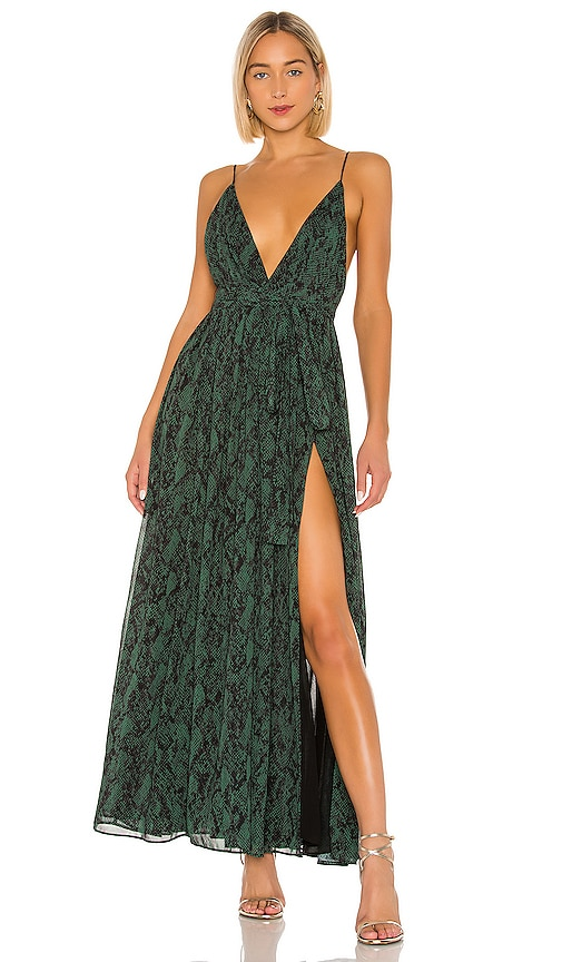 x REVOLVE Gillian Gown