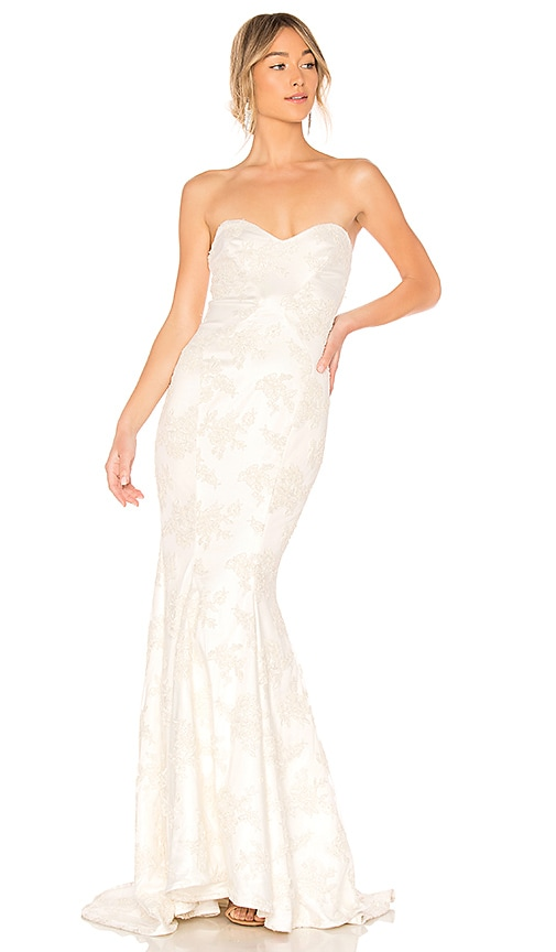 x REVOLVE Amelia Gown Michael Costello $450