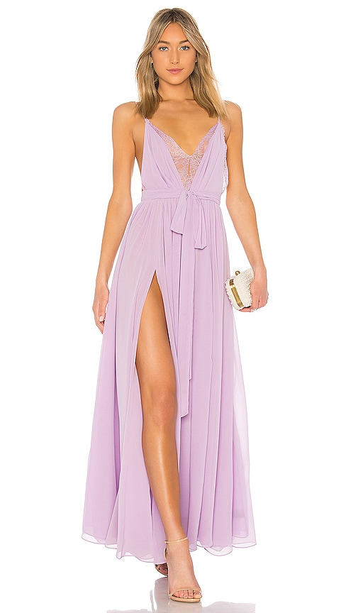 x REVOLVE Justin Gown