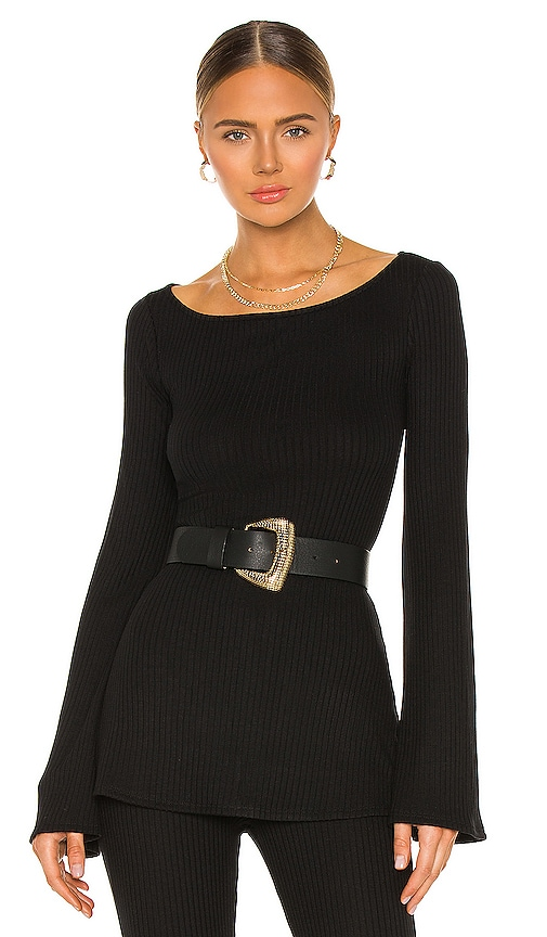 Michael Costello X REVOLVE EMILY LONG SLEEVE TOP