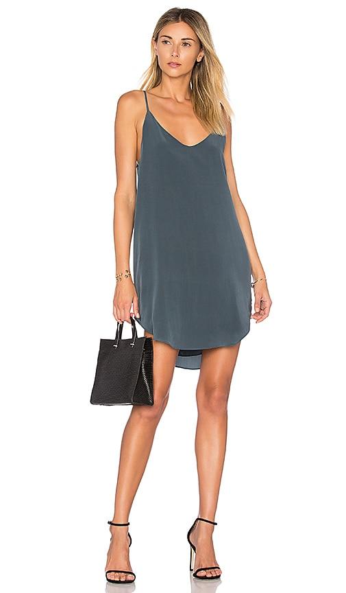 MERRITT CHARLES Goldie Dress in Blue