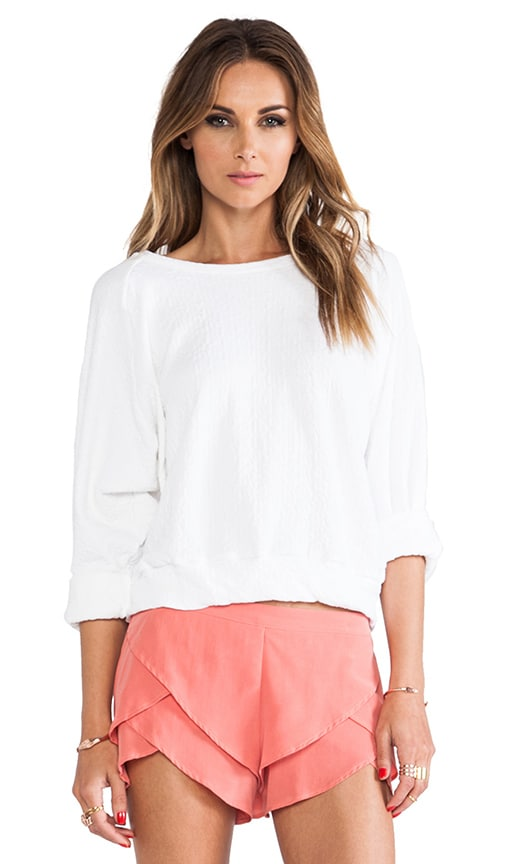 Mariana Rolled Sleeve Sweater