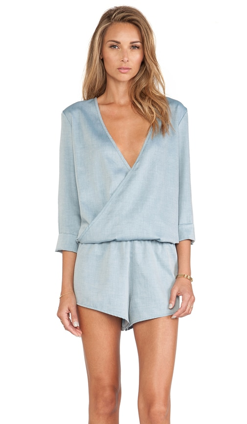 Fonda Long Sleeve Romper