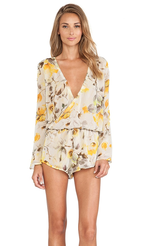 Kennedy Long Sleeve Romper