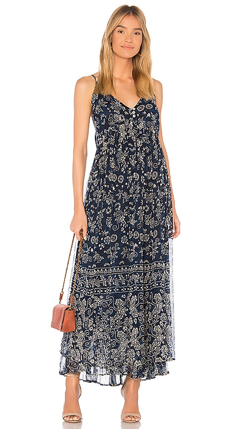 Mes Demoiselles Barathi Dress in Blue