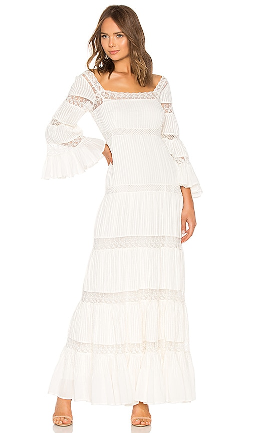 Mes Demoiselles Havilland Dress in Ivory