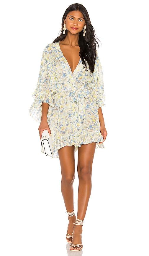 Sally Kimono Dress