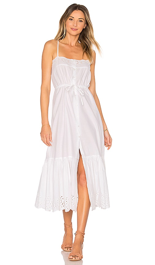 Mes Demoiselles Cute Dress in White