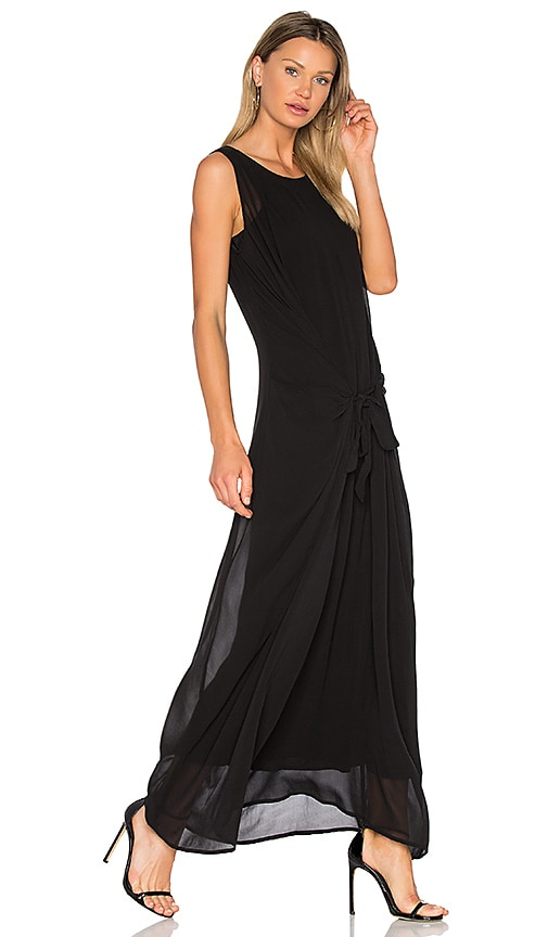 Mes Demoiselles Dullcinee Dress in Black
