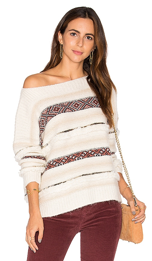 Mes Demoiselles Ejaz Sweater in Cream