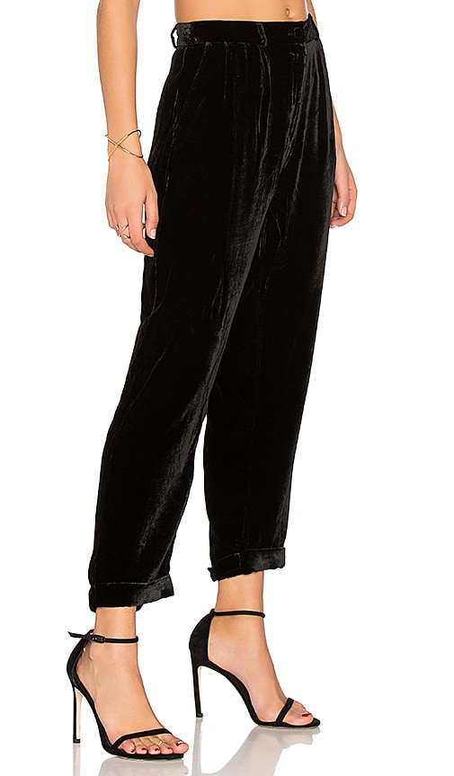 Mes Demoiselles Vincenzo Pants in Black