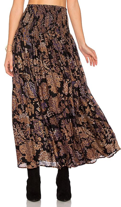 Mes Demoiselles Tevere Skirt in Black