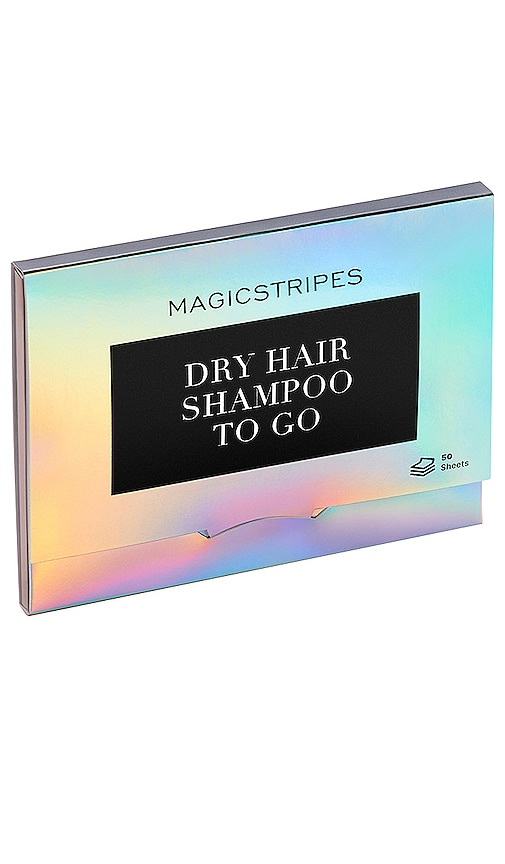 Magicstripes Dry Hair Shampoo To Go
