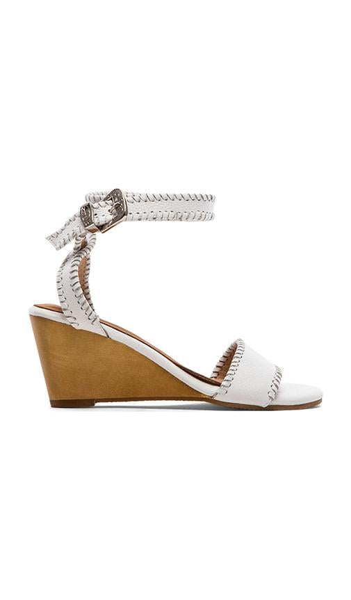 Dizzy Ankle Wedge