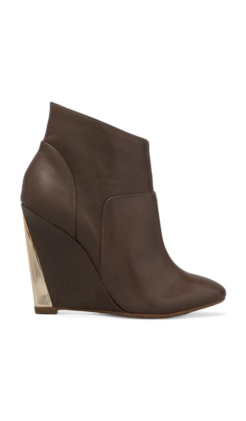 Debra Wedge Bootie