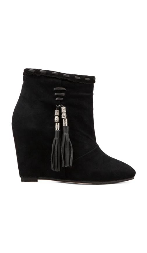 Kreiger Tassle Wedge Boot