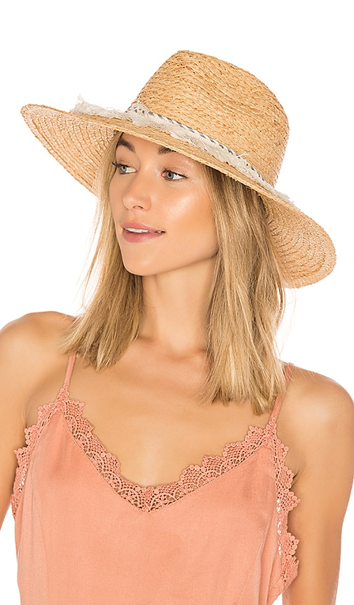 Ocean Grass Wide Brim Hat