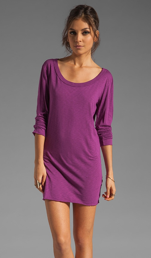 Long Sleeve Scoop Tunic