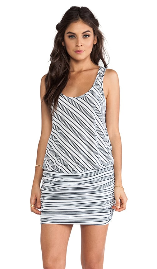 Sleeveless Racer Back Dress