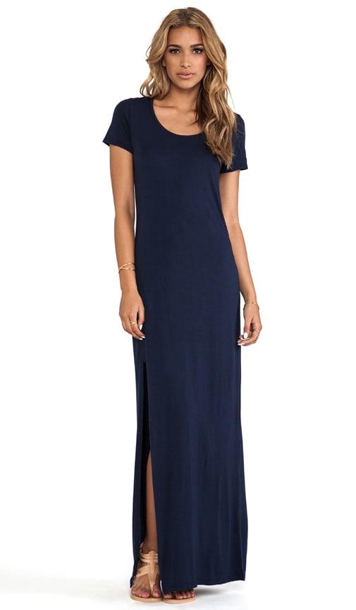 Tee Shirt Maxi Dress