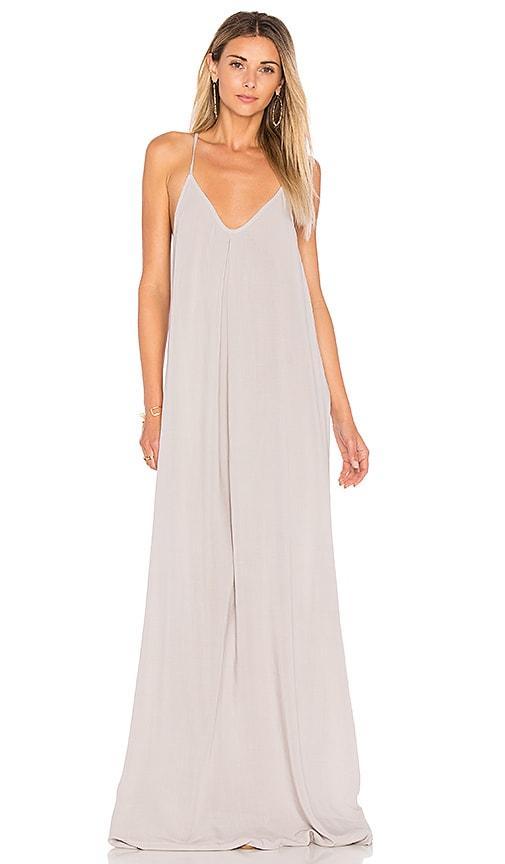 Michael Stars Slip Maxi Dress in White