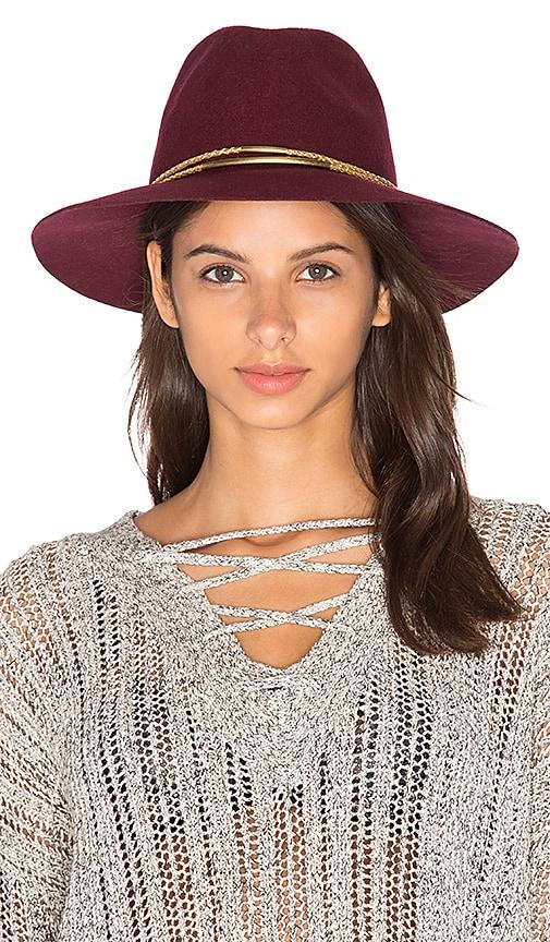 Gilded Rancher Wide Brim Hat