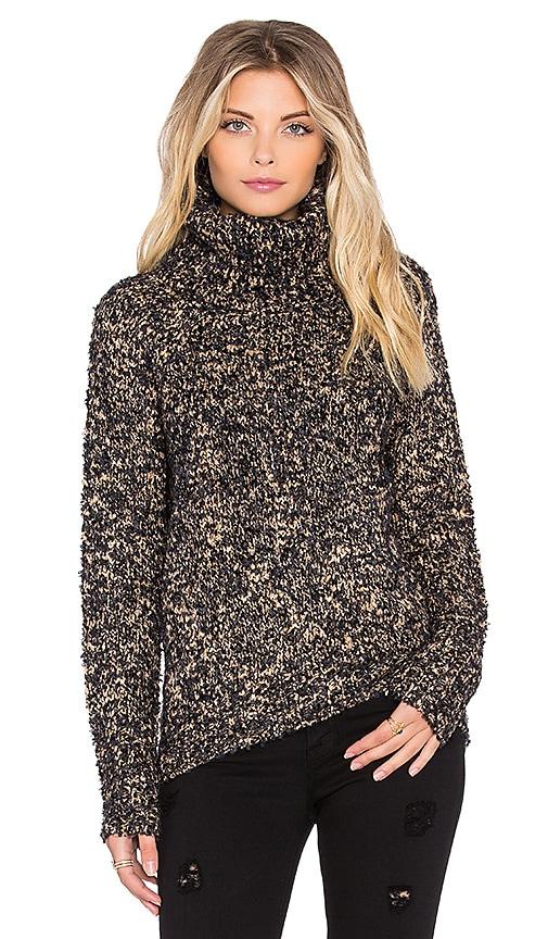 Tubular Turtleneck Sweater