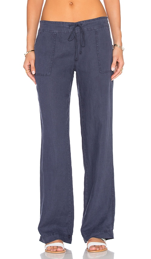 Michael Stars Wide Leg Pant in Ship