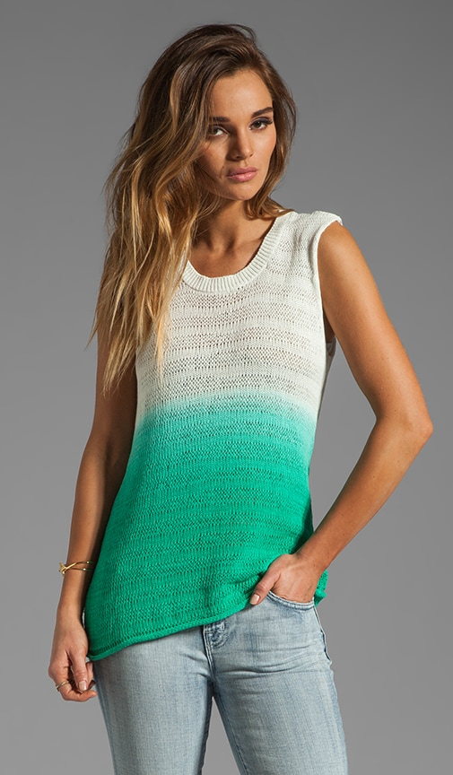 Sweaters Sleeveless Scoop Neck Tank