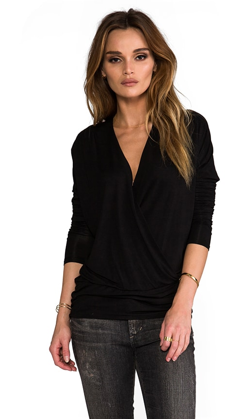 Dolman Surplice Top