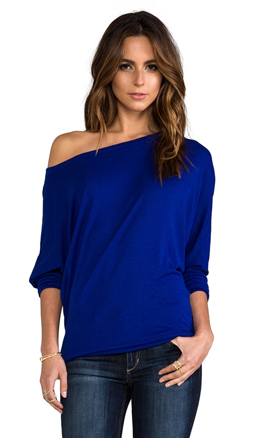 Wide Neck Dolman