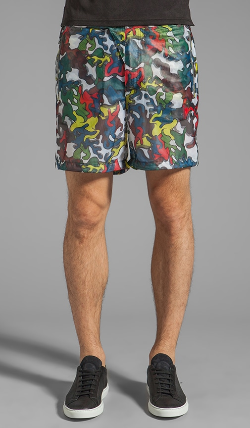 Leight Weight Short Pants