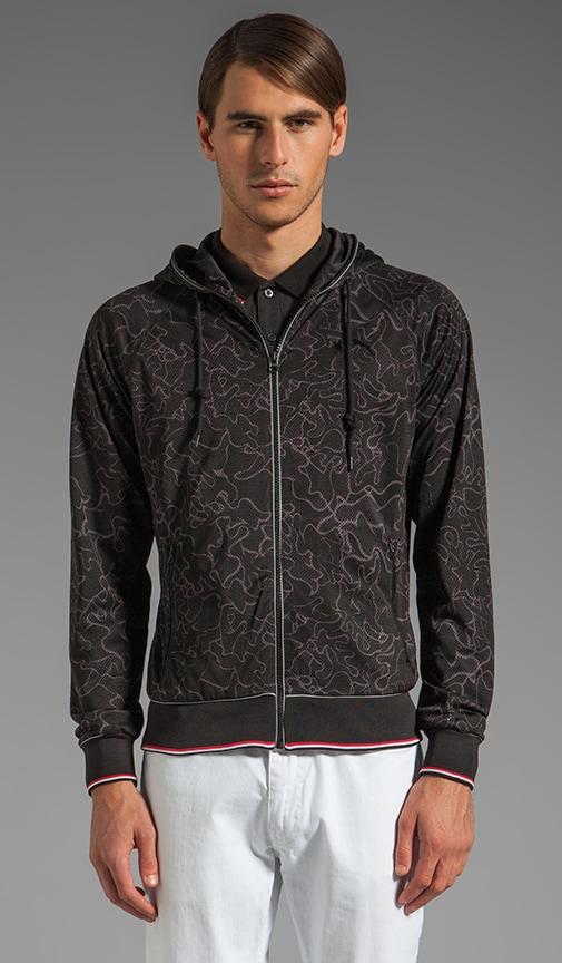 Hooded Track Jacket