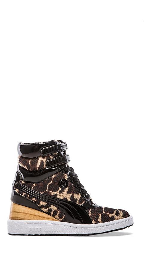 MY-77 Leopard Sneaker
