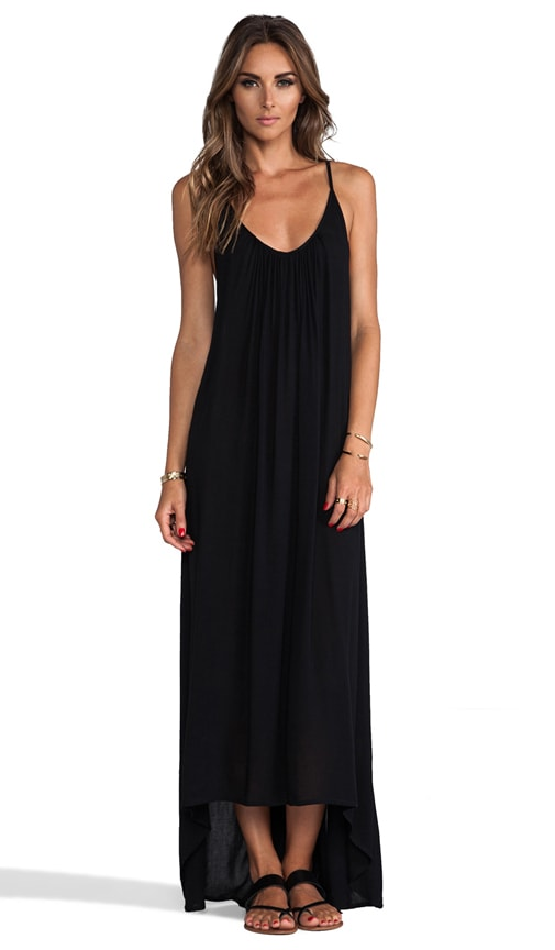 Swimwear Biarritz Low Back Maxi Dress
