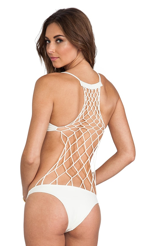 Xavier Crochet One Piece