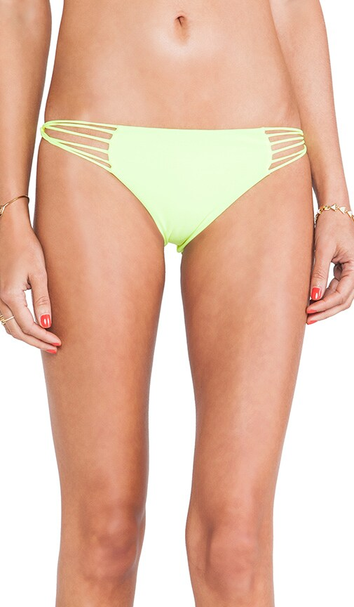 Swimwear Lanai Multi String Loop Side Bottom