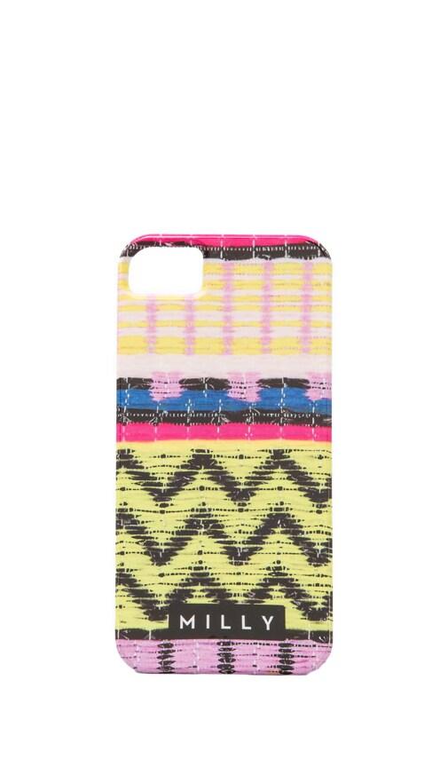 Raffia Print iPhone 5 Case