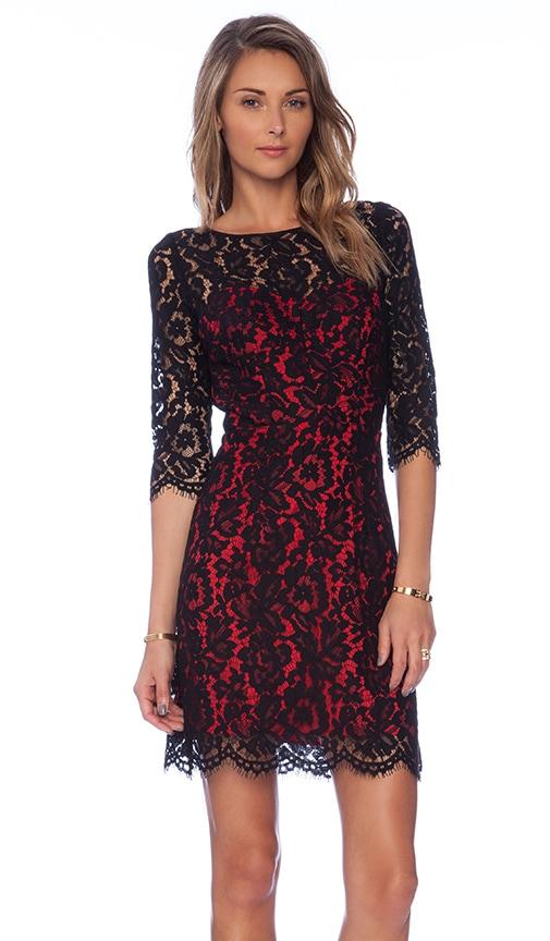 Ally Dahlia Lace Dress