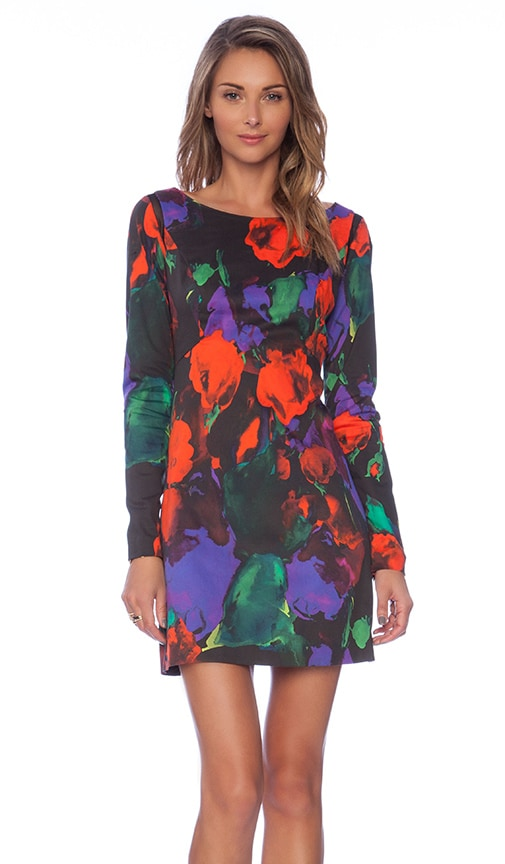 Floral Print Becca Dress