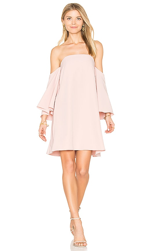 MILLY Mila Dress in Pink