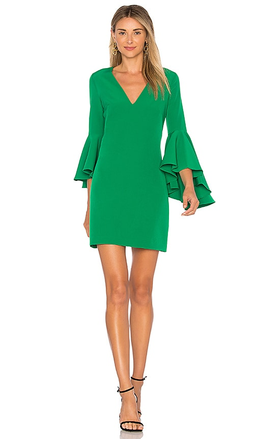 MILLY Nicole Dress in Green