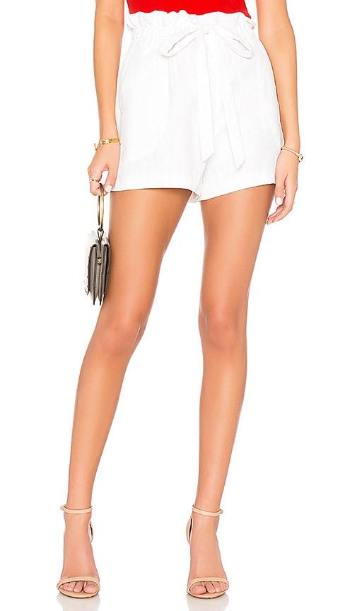 MILLY Kori Short in White