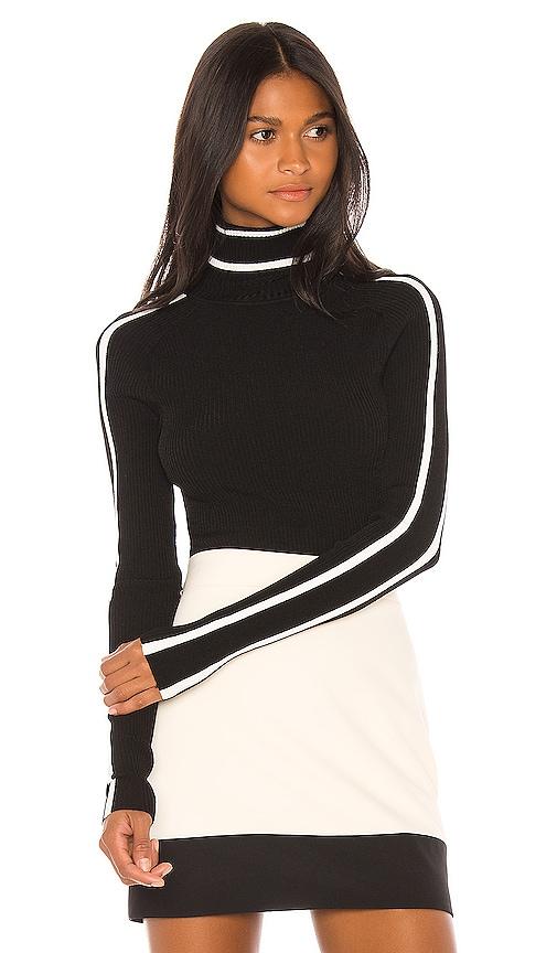 Racer Stripe Pullover