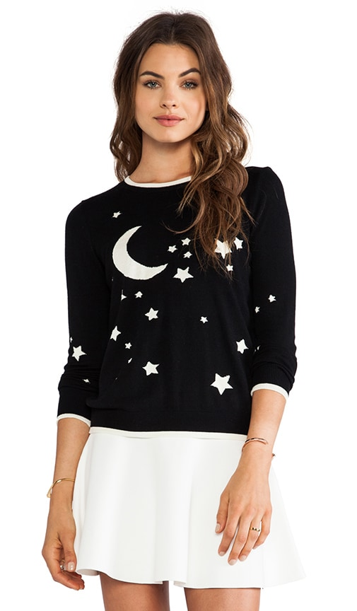Starry Nights Glow-in-the-Dark Sweater